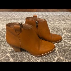 Madewell The Billie Boot Size 7 EUC